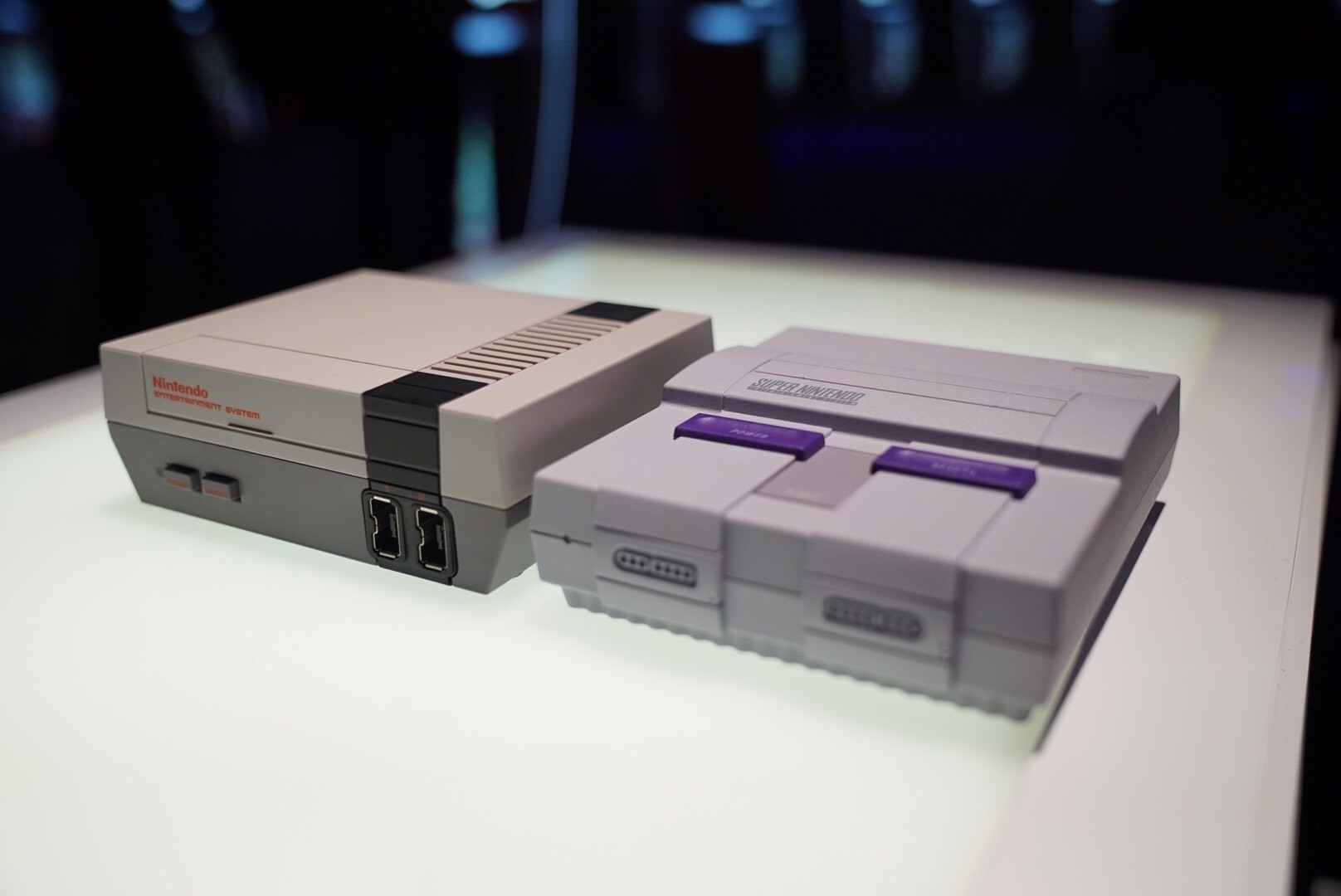 I Pace Release Date >> Photos of the Super NES Classic Edition - Nintendo Everything