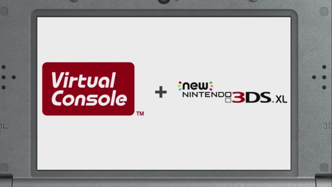 New 3DS SNES Virtual Console - switch between the first and second