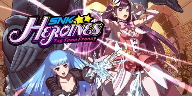 SNK Heroines: Tag Team Frenzy
