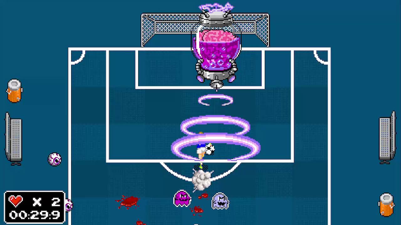SoccerDie: Cosmic Cup