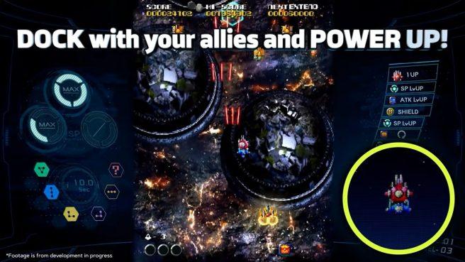 Sol Cresta gameplay