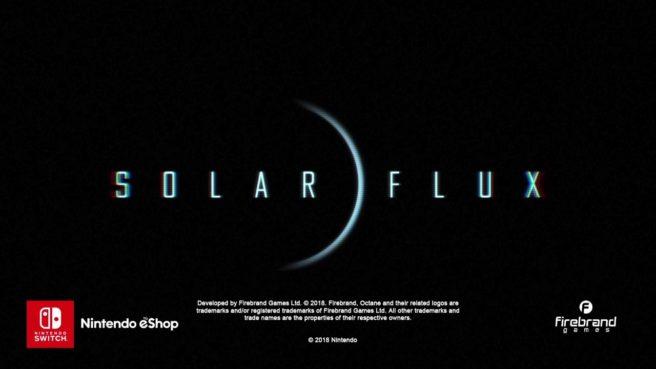 Solar Flux