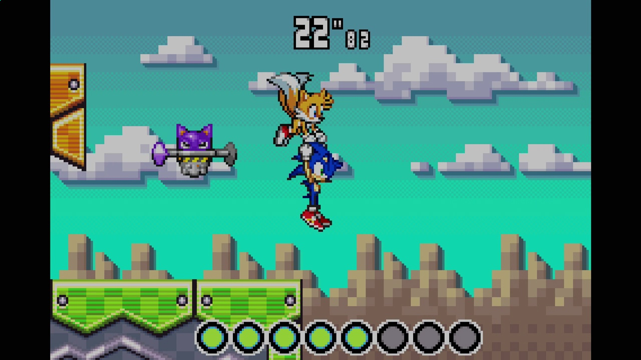 Upcoming Japanese eShop releases (5/25/16) - Sonic Advance 3