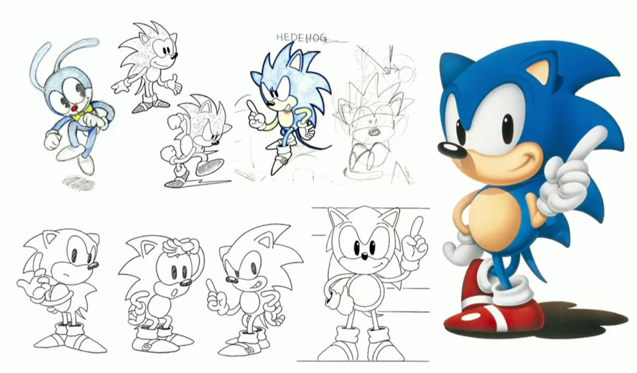 New Sonic game launching in 2017, series concept art for ...