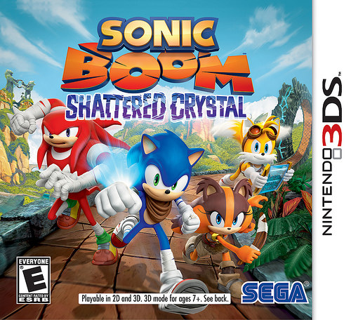 Sega Going Forward With Modern And Legacy Sonic Issues With First Sonic Boom Nintendo Everything