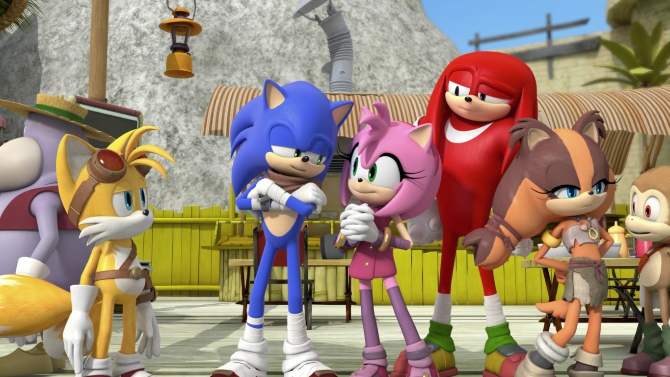 Sega On Sonic Sonic Boom Tv Series Seems To Be Over Focusing On High Quality Content More Nintendo Everything