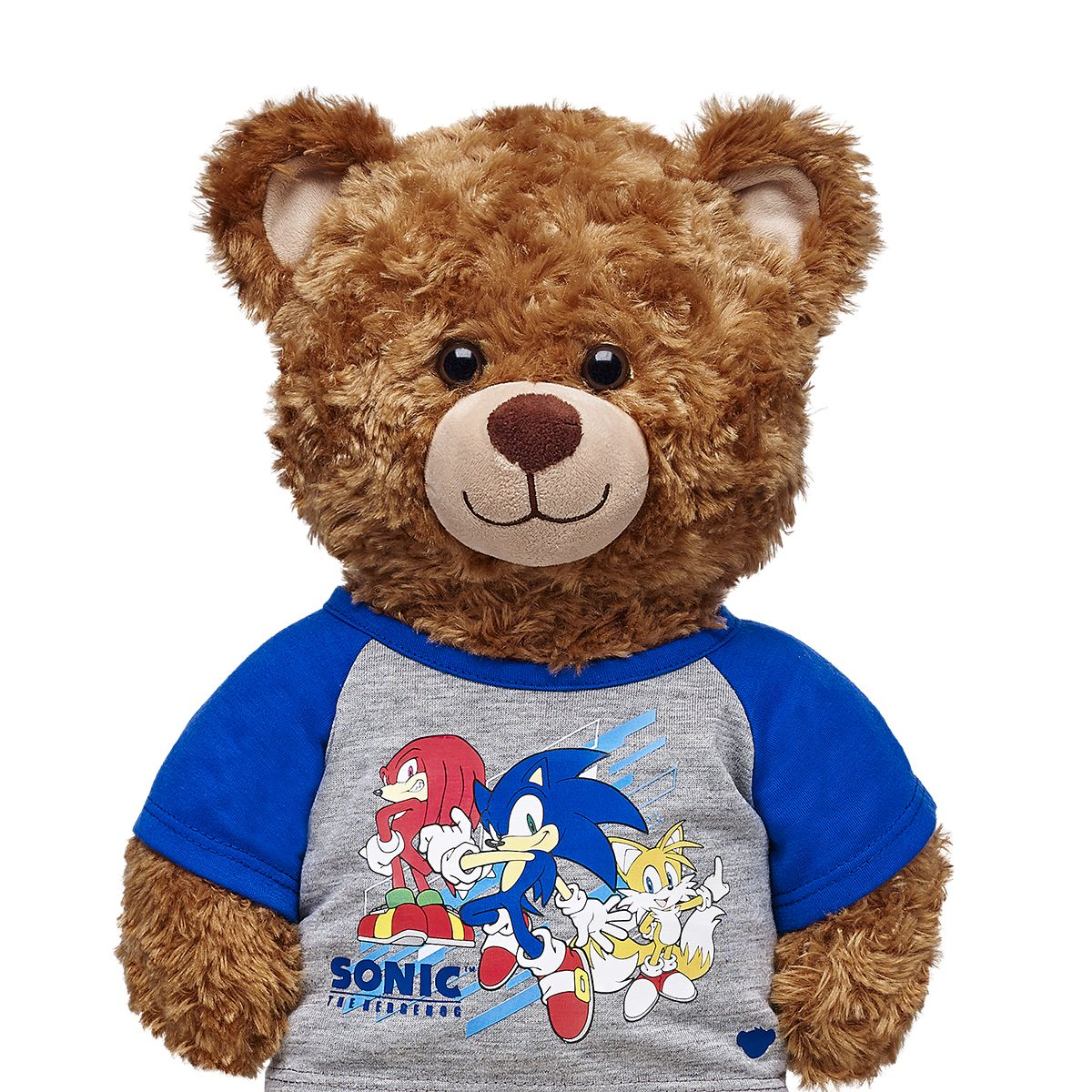 Build A Bear Sonic Sound