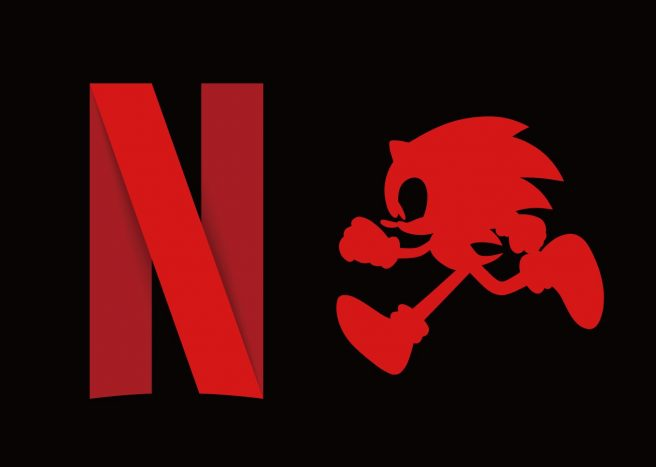 Netflix - Sonic the Hedgehog