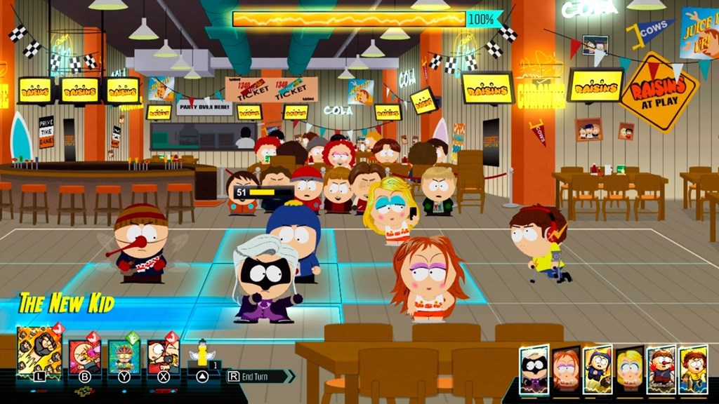 Ubisoft releases 3.1GB update for South Park: The Fractured But Whole on Switch - Nintendo Everything