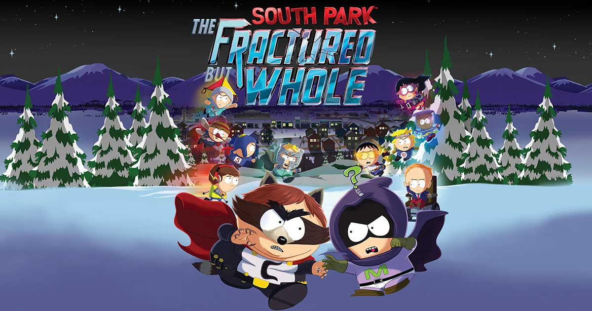 South Park: The Fractured But Whole Nintendo Switch