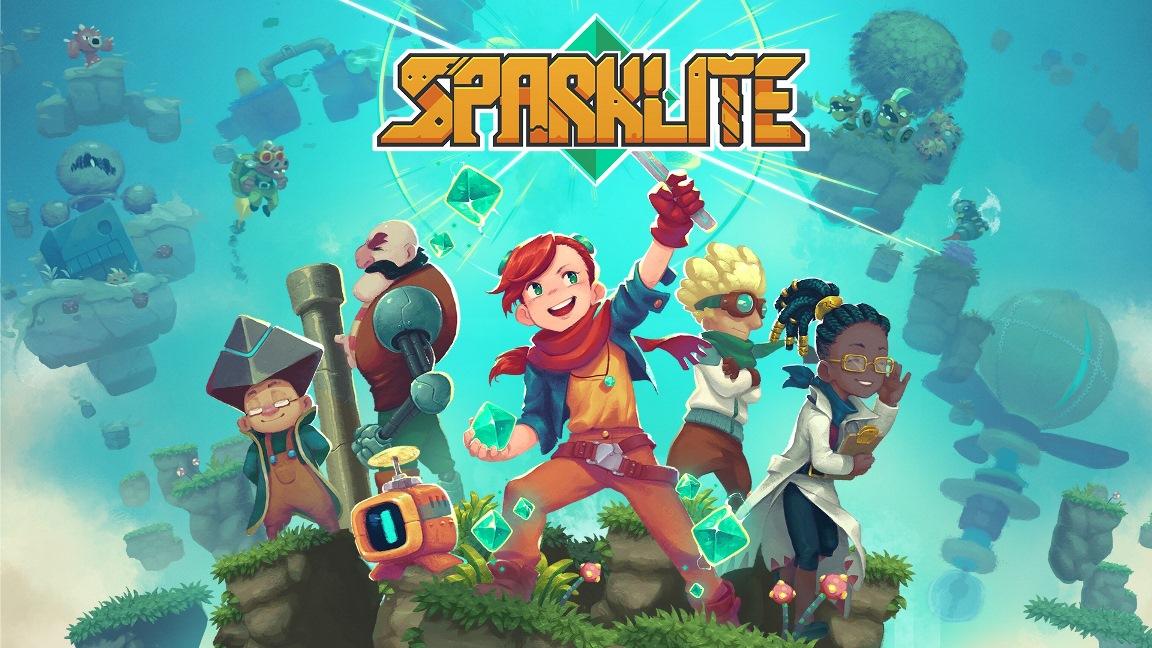 Sparklite launches November 14