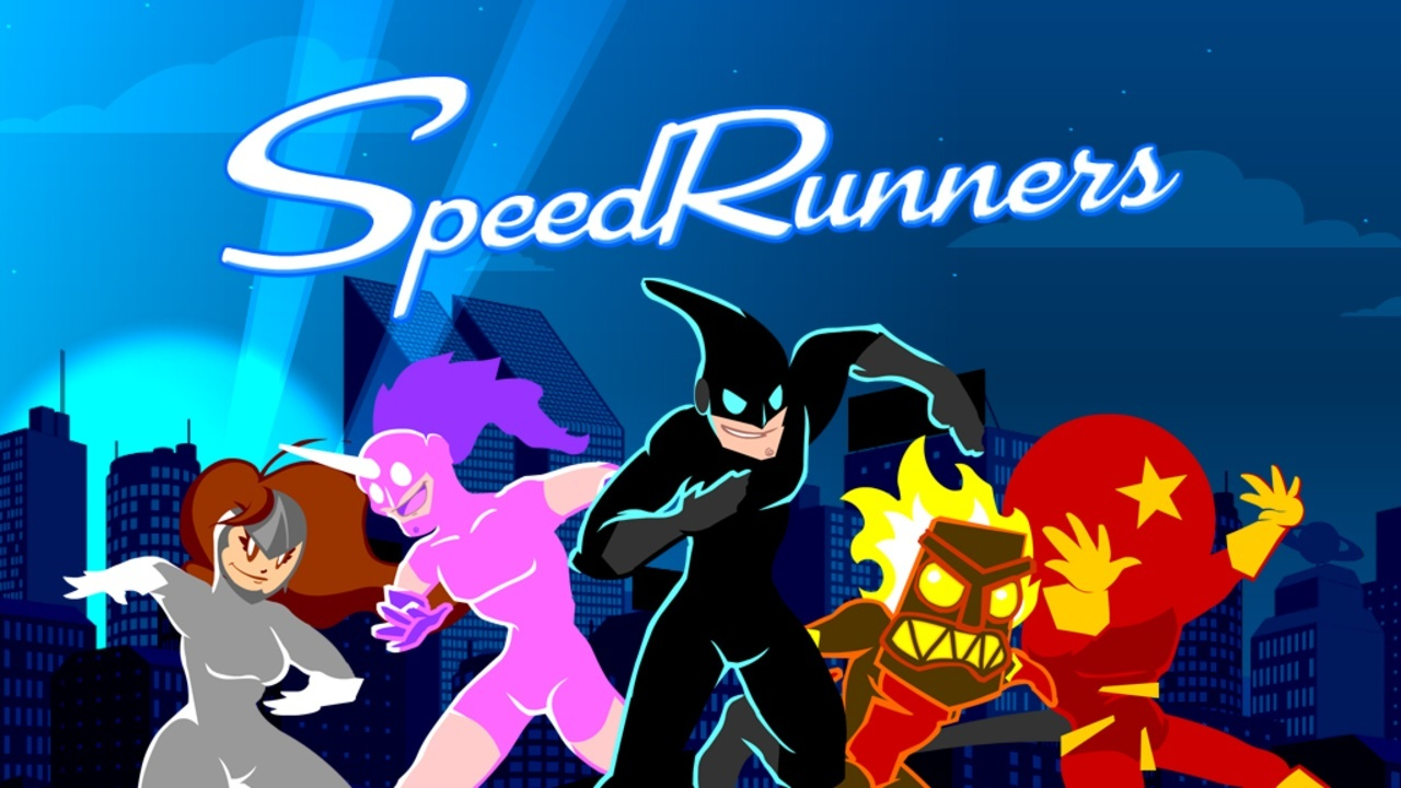 Competitive platformer SpeedRunners coming to Switch