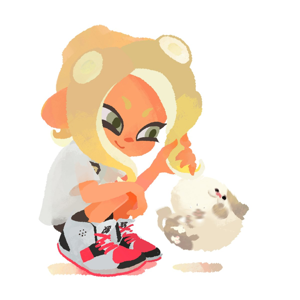 Splatoon 2's next weapons arriving early next month