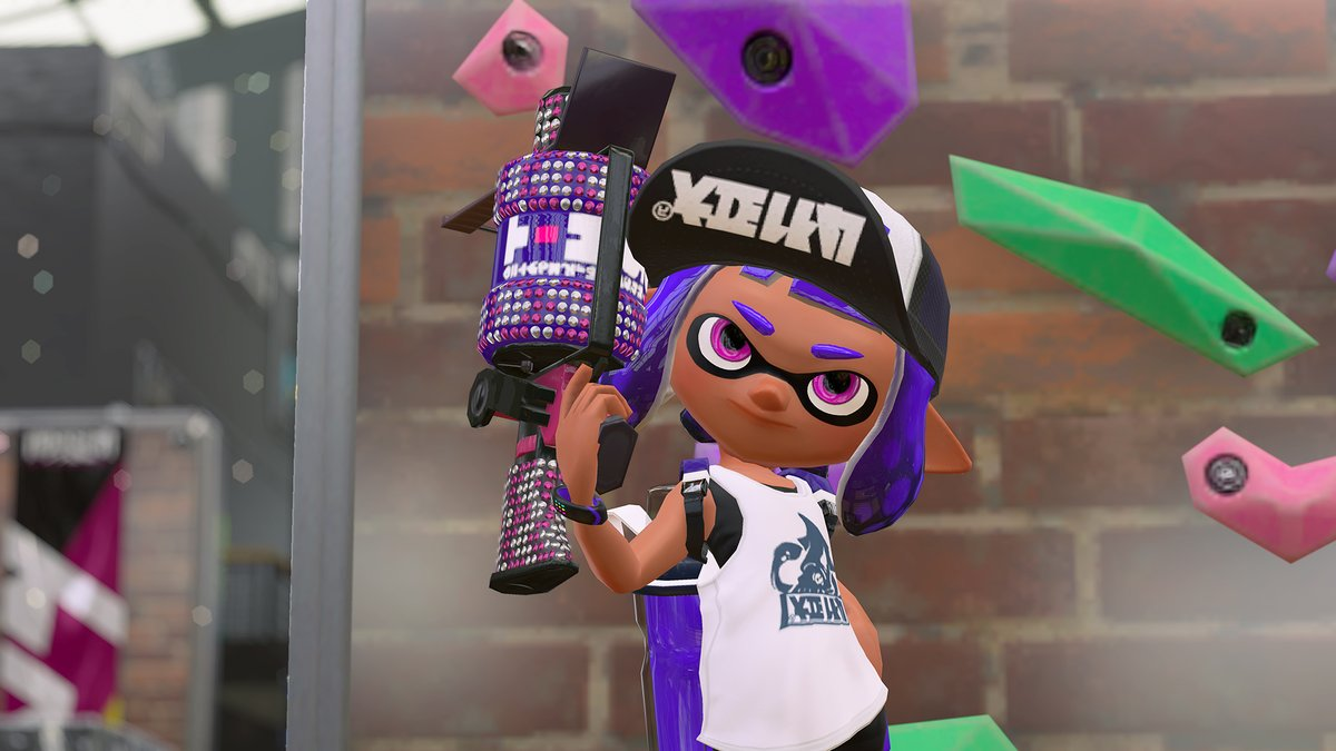 splatoon 2 update out now version 2 3 1 nintendo everything