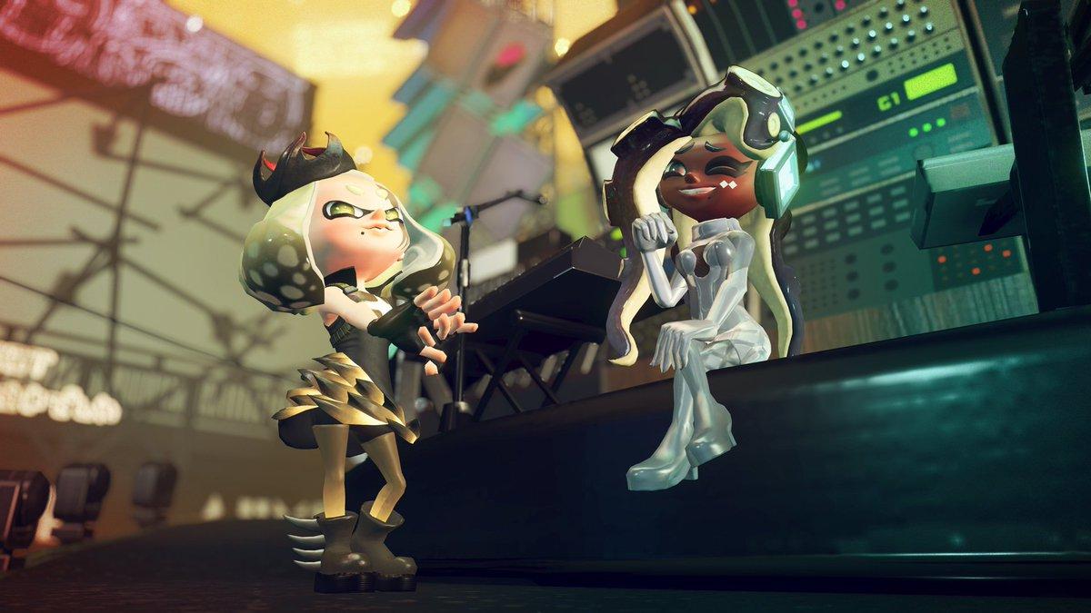 Nintendo opens voting for the final Splatfest in Splatoon 2