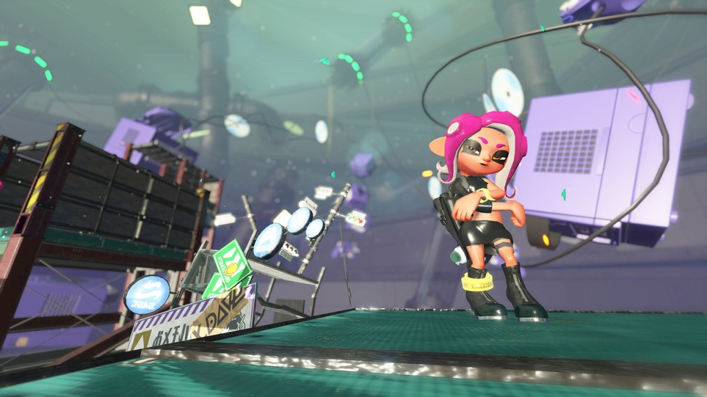 Splatoon 2 Subway Map.Overview Of English Information For Splatoon 2 Octo Expansion