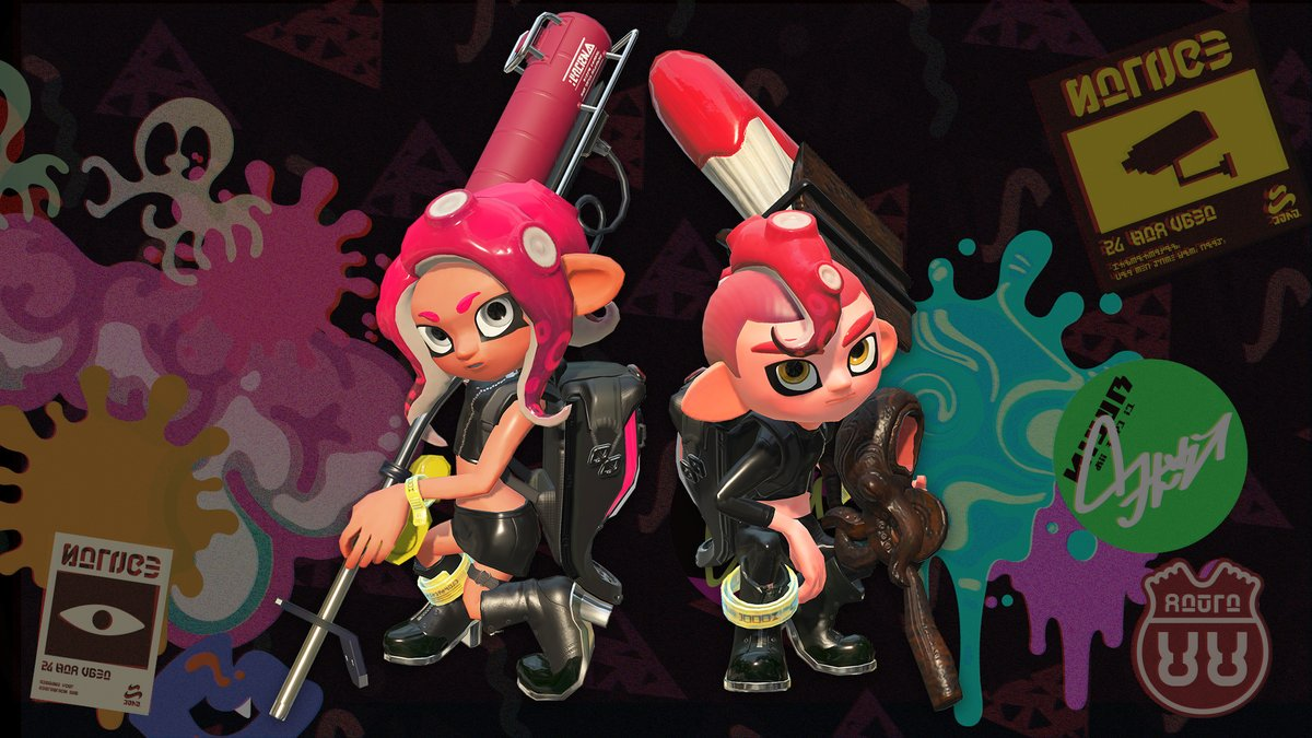 playable octolings hacked into splatoon 2 early nintendo everything