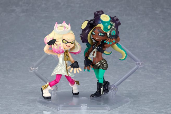 Splatoon 2 - Off the Hook figma