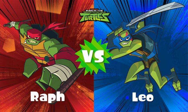 Splatoon 2 - Teenage Mutant Ninja Turtles