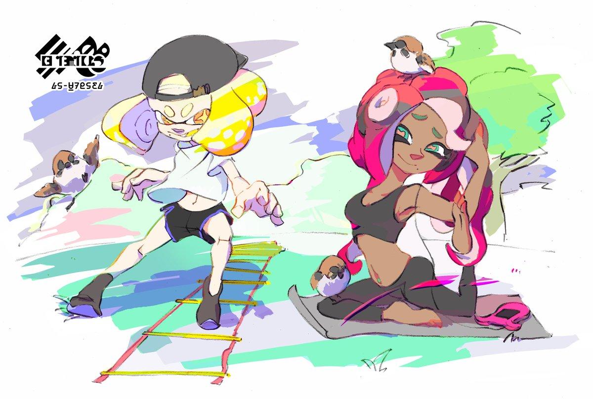 Splatoon 2 Japanese Splatfest 3 Art Nintendo Everything