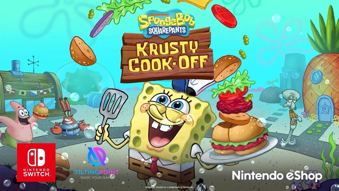 SpongeBob: Krusty Cook-Off - Extra Krusty Edition