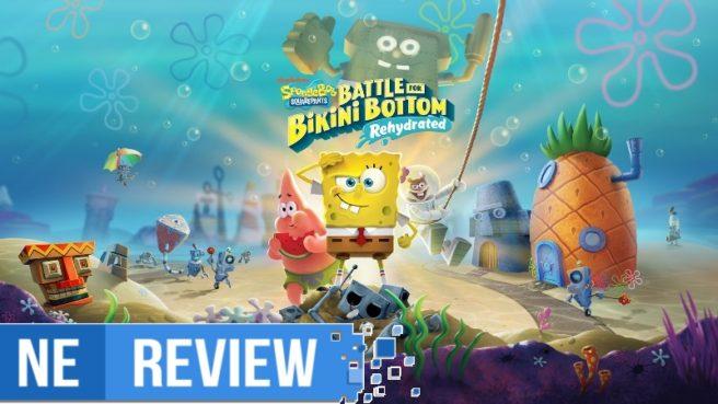 Spongebob: Battle for Bikini Bottom - Rehydrated