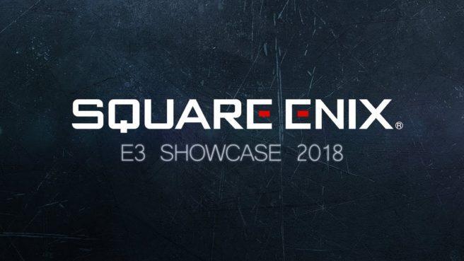 Square Enix E3 Showcase 2018