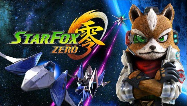 Star Fox Zero Switch