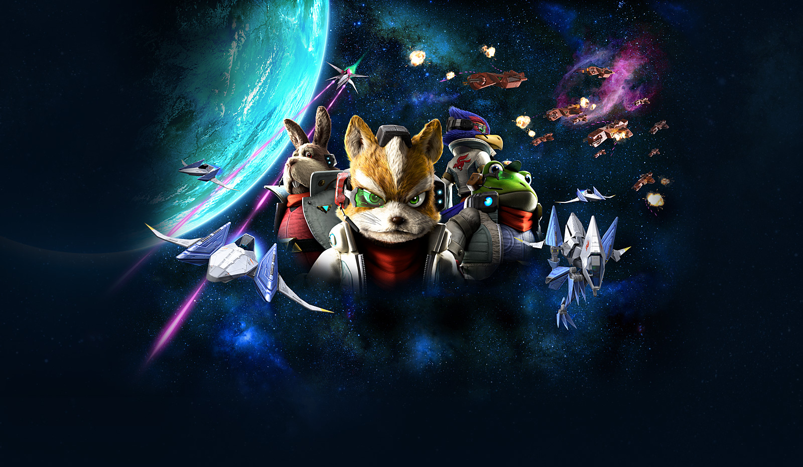 Video A Look At Star Fox Zeros Secret Vehicle