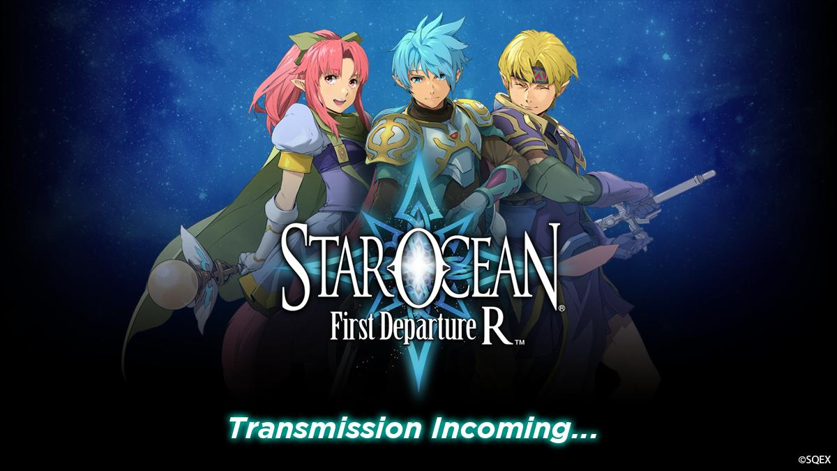 Star Ocean: First Departure R coming west on December 5, English trailer