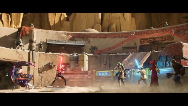 Star Wars Hunters delayed