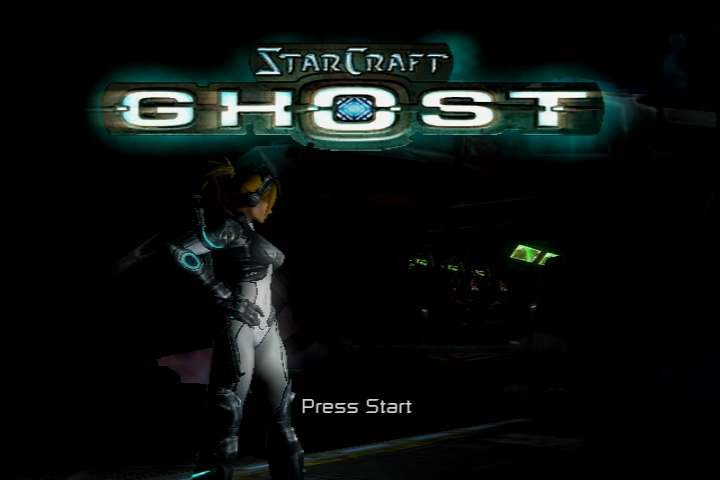 New footage of Starcraft: Ghost, Blizzard's cancelled GameCube game - Nintendo Everything