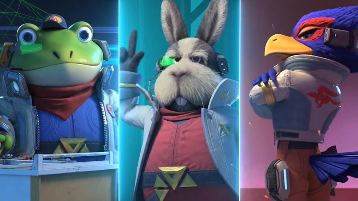 "Nintendo Minute - ""Starlink: Battle for Atlas: Crimson Moon Exclusive Star Fox Gameplay"""