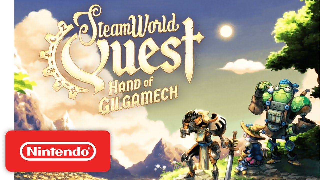 SteamWorld Quest patch out now on Switch