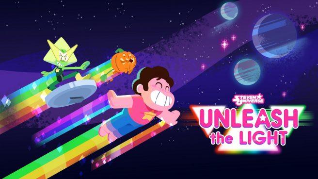 Steven Universe: Unleash the Light