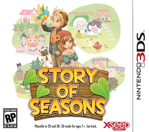 story of seasons nintendo everything