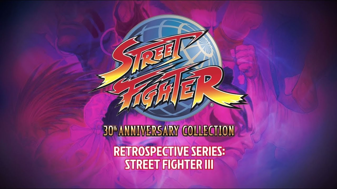 Street Fighter 30th Anniversary Collection - Retrospectiva da Série - Street Fighter III