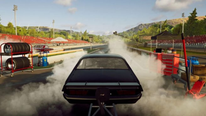 Street Outlaws 2 gameplay
