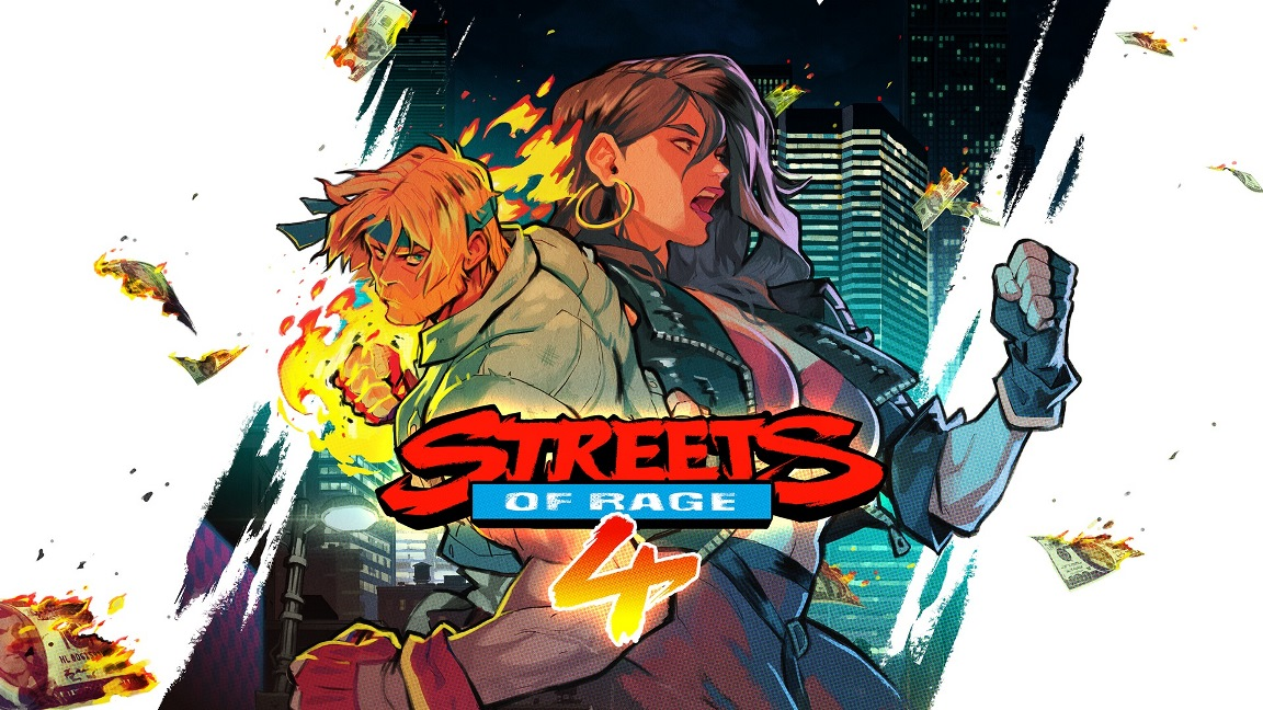 Streets of Rage 4 announced for Switch