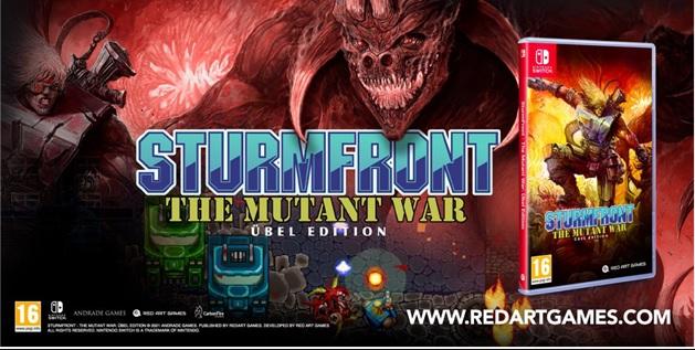 SturmFront: The Mutant War: Übel Edition