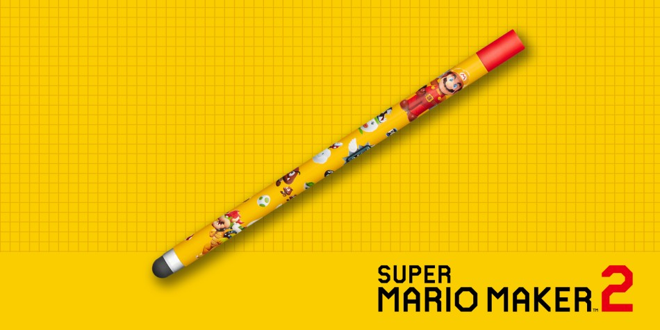 Nintendo to sell Super Mario Maker 2 Limited Edition bundle, stylus offer,  release date trailer - Nintendo Everything
