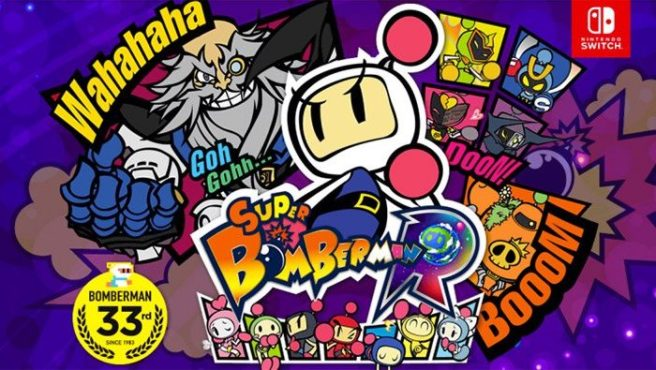 Super bomberman r producer on revitalizing the series for switch posted on may 7 2017 by briannebrian in news switch sciox Images