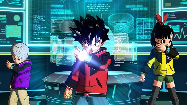 Super Dragon Ball Heroes World Mission Details Story Original Mission Mode Nintendo Everything