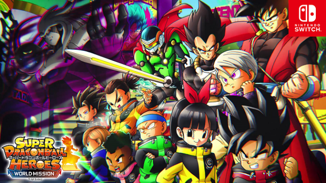 Super Dragon Ball Heroes World Mission Version 1 01 01 Patch Notes
