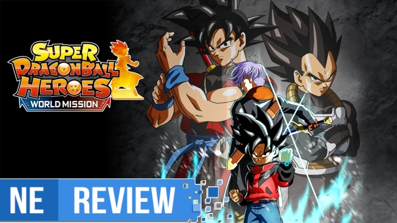 8fafa7299 Review  Super Dragon Ball Heroes  World Mission - Nintendo Everything