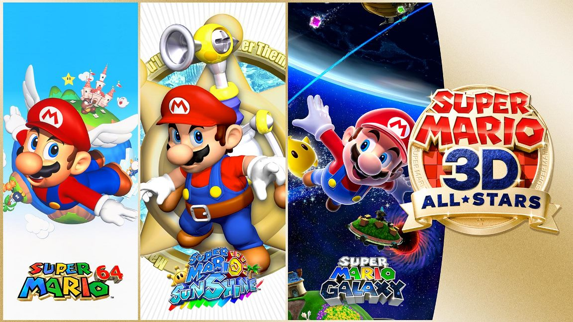 UK: Super Mario 3D All-Stars is 15th biggest Nintendo game launch of all time, fifth biggest Switch launch, more - Nintendo Everything