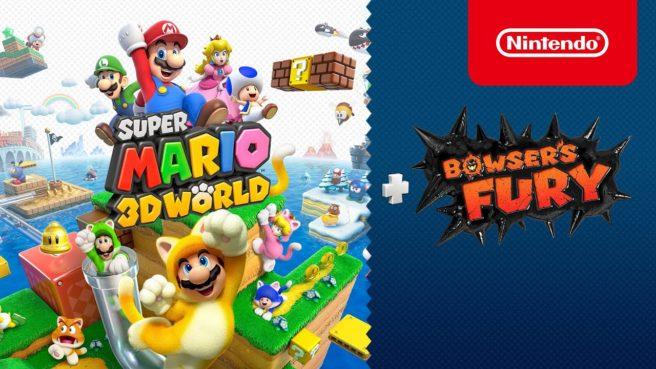 Super Mario 3D All-Stars, Super Mario 3D World + Bowser's Fury
