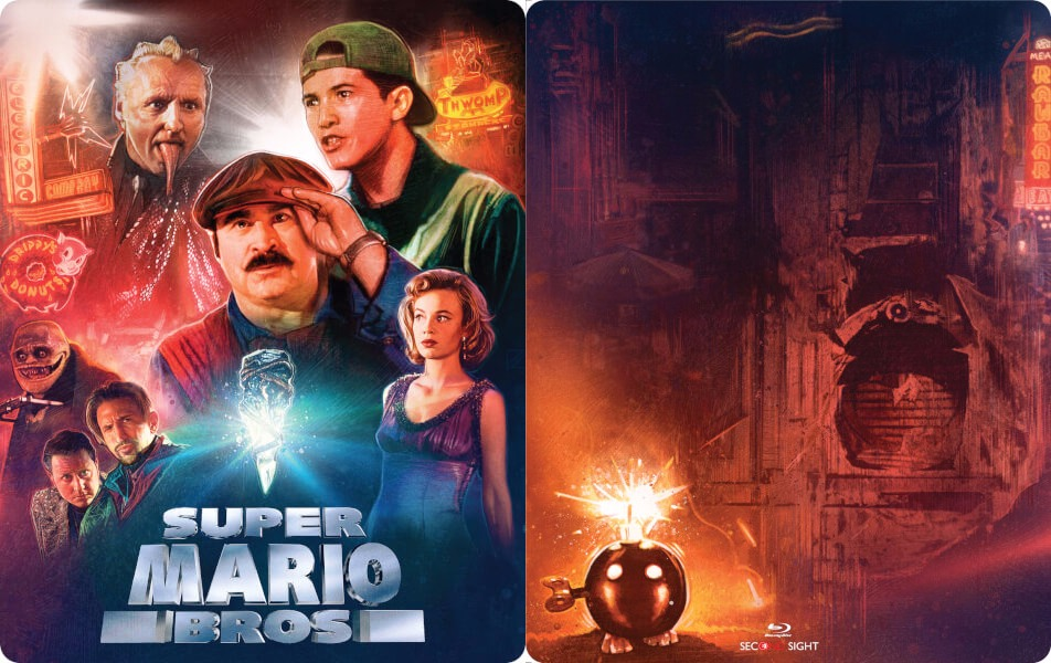 Super Mario Bros Movie Getting New Release On Blu Ray With