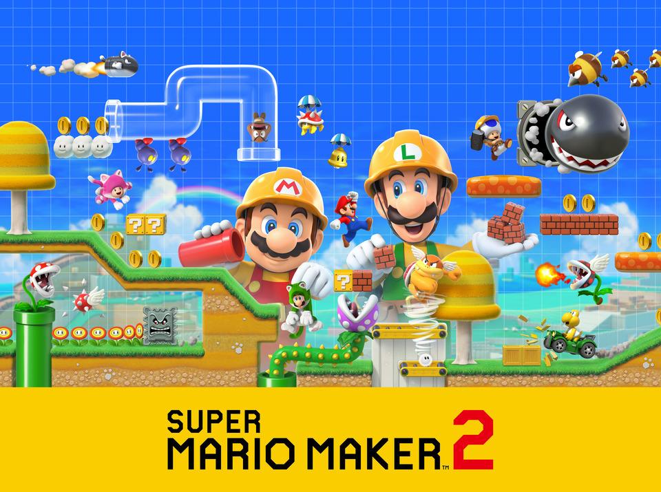 UK: Mario Maker 2 is biggest Nintendo launch of the year