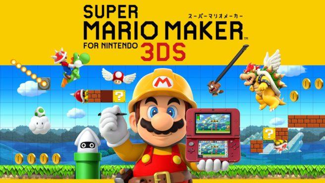 Super Mario Maker for 3DS pre-load live in Japan - file size